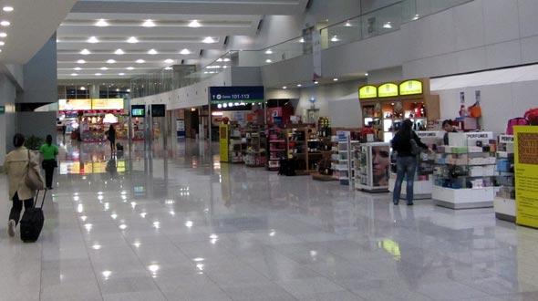 Manila terminal 3